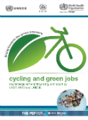 Riding towards the green economy: cycling and green jobs. Executive summary